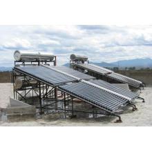 Chauffe-eau solaire non pressurisé