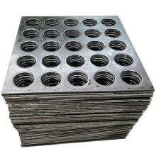 SS 316 perforated metal sheet