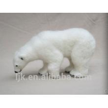 Personalizada peluche peluche aduana oso polar oso decoración