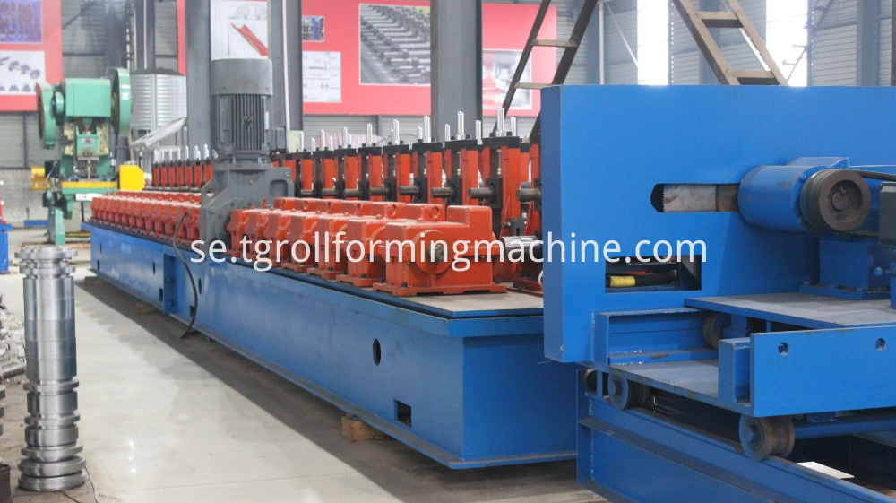 Solar Panel Frame Machine