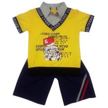 Summer Boy Kids Sportswear Traje para el desgaste de los niños (6)
