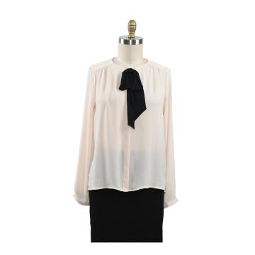 New Autumn White Shirt Frauen Bluse