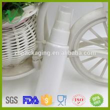 Cilindro grossista garrafa de spray de PET vazio para embalagem de perfume