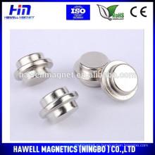 Высокий постоянный дисковый магнит / сильное тяговое усилие / N35, N42, N50 и т. Д.
