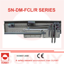 Abertura lateral dos painéis da máquina 2 da porta do Fermator (SN-DM-FCL / R)