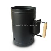 Черная покраска дымохода стартер