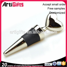 Artigifts metal wholesale novelty wine stopper