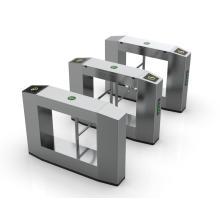 Stainless Steel Electronic Swing Turnstile Gate