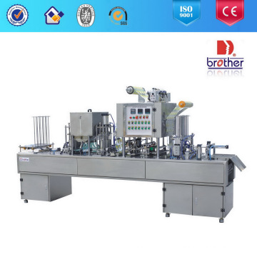 Machine automatique de joint de remplissage de tasse (modèle automatique)