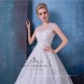White bridal gowns luxury wedding dress 2017