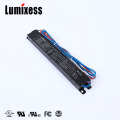 Metal case Dual output 290mA 30W led dimmable driver constant current dimmable led driver