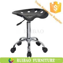Новый стиль Дешевые барная мебель Пластиковые барные стулья с заклинателем, ABS Barstool