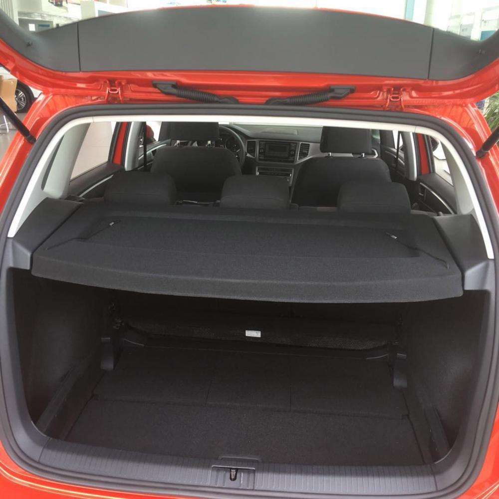 VOLKSWAGEN Golf Sportsvan Trunk Cargo Cover