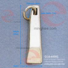 Съемник / ползунок трапециевидной молнии (G18-449AS)