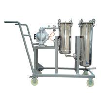 Logement de filtre de Ss / filtre à manches pour la microfiltration
