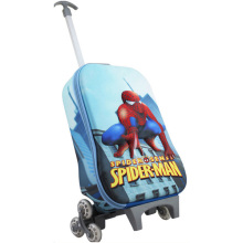 sac d'école trolley Spiderman en EVA