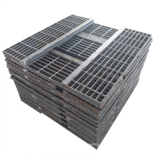 Factory price steel grating hot dipped galvanized steel bar grating stair treads