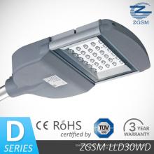 30W IP65 LED Autobahn Licht mit CE-RoHS Zertifikat