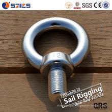 316 Type DIN580 Stainless Steel Eye Bolt