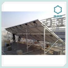 Extrusion d'aluminium sur mesure pour Rails de panneau solaire