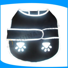 china breathable black warm hi vis dog coats