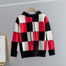 Suéteres de malha de lã de manga comprida Oem