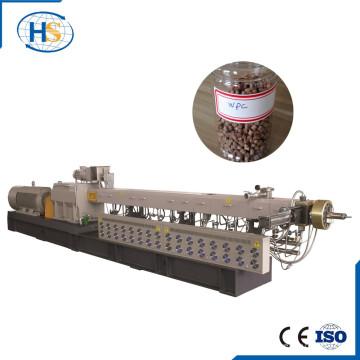 Nanjing Haisi Tse-65 WPC Pellet Machine Plastic para Granulación