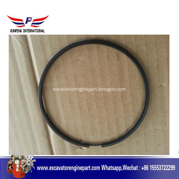 SDLG exvavator engine parts piston ring