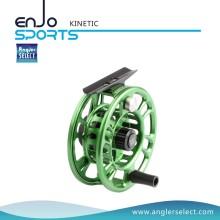 Angler Select Green CNC Fliegenspule Angelrolle Angelgerät mit SGS (KINETIC 9-10)