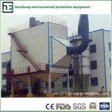 Combine (bag and electrostatic) Dust Collector-Lf Air Flow Treatment