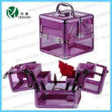 New Clear Acrylic Cosmetic Case (HX-Y174-2B)