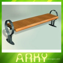 Chaise longue en bois en bois de haute qualité