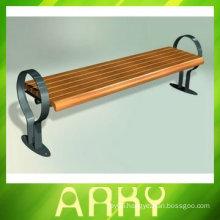 High Quality Wooden Garden Long Chair