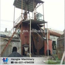 gasificador de biomasa industrial / dos etapas de carbón gasificador BV inspección