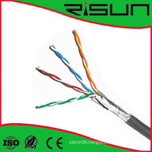 High Quality FTP Cat5e Solid 4pairs Network Cable/LAN Cable/Communicationn Cable