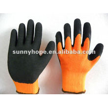10G Heavy Thermal Latedx Foam Palm Coated Handschuhe