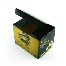 High Quality OEM Custom Logo Printed Cardboard Coffee Box Packaging for Display