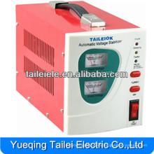 AVR-1500VA 5kva fully automatic A.C. voltage regulator