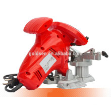 New Arrival GS CE EMC ROHS 100mm 250w Magnesium Base Power Chainsaw Sharpener Electric Saw Grinder