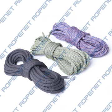 11mm Ganda Jalinan Dynamic Climbing Nylon Rope
