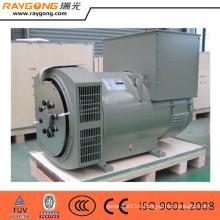 220v brushless alternator generator three phase double bearings