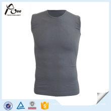 Custom Mens′ Seamless Gym Tank Top