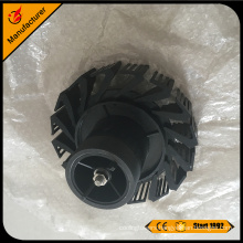 Sprinkler nozzle head and Spray head for cooling tower