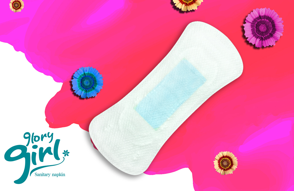 Panty Liner With Anion