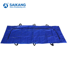 SKB-7B003 Black Funeral Corpse Bags For Dead Bodies