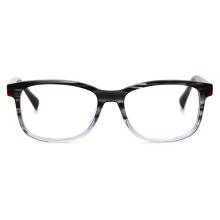Custom Logo Trendy Acetate Spring Hinge New Model High Quality Mens Designer Eyeglasses Frames