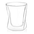 Unique Tumblers for Drinking Scotch double wall luxury whiskey glass Whiskey Glasses set