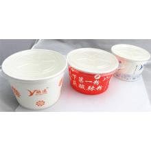 Conteneur alimentaire en papier jetable