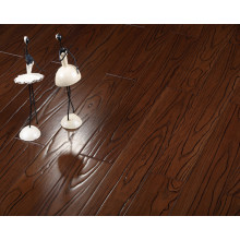 Nterior Strong Durability Solid Kasai Wooden Flooring