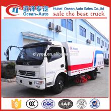 DFAC duolika sweeper truck ,road sweeper truck for sale